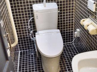 トイレリフォーム 清潔さを考えた使いやすい洋式トイレ