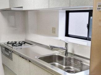 キッチンリフォーム 使いやすく清潔感のある水廻りリフォーム